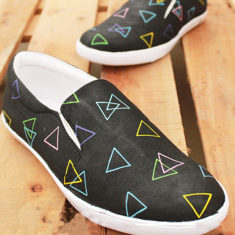 Triangle Shoes For Men
