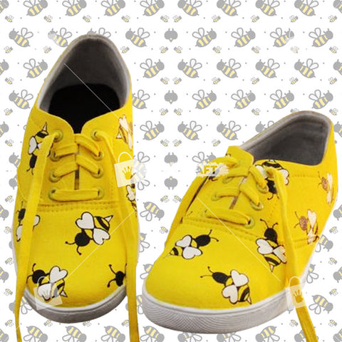 Honey bee shoes for kids/Kids shoe/cool shoe for kids/casual shoe for kids/tarvelling shoe for kids/custom cartoon shoes/paint your shoes/shoes painting design/hand painted footwear/hand designed shoes/top toddler shoes/hand printed shoes/kids of shoes/kids/customize your shoes/kids shoes outlet/kids shoe places/hand painted converse/galaxy shoes/painting canvas shoes/kids shoe stores near me/boys shoes sale online/kid runner/hand painted shoes