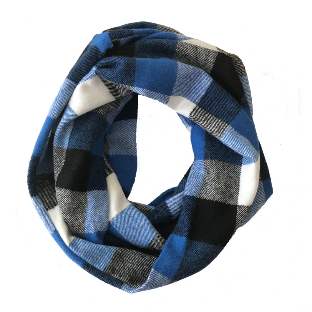 Harper Infinity Scarf - Downtown Dog