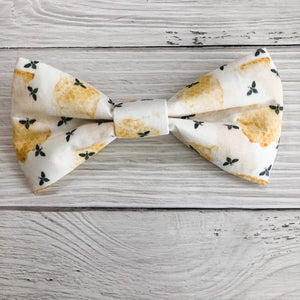 Honeycomb Bow Tie - Downtown Dog