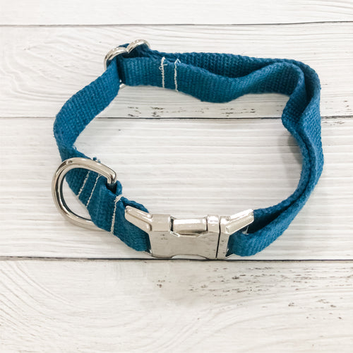 Hemp Clasp Collar - Downtown Dog