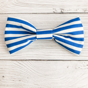 Blue Star Bow Tie - Downtown Dog