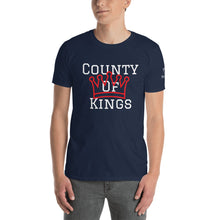 Load image into Gallery viewer, Short-Sleeve Unisex Kings County Tee