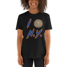 Load image into Gallery viewer, NY Lovers Short-Sleeve Unisex T-Shirt