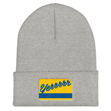 "Load image into Gallery viewer, Cuffed ""YERRRRR"" Beanie"