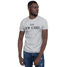 Load image into Gallery viewer, Real New Yorker (The New Yorker) Short-Sleeve Unisex T-Shirt