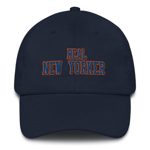 Real New Yorker Dad hat