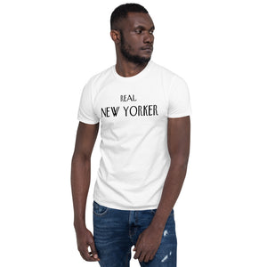 Real New Yorker (The New Yorker) Short-Sleeve Unisex T-Shirt