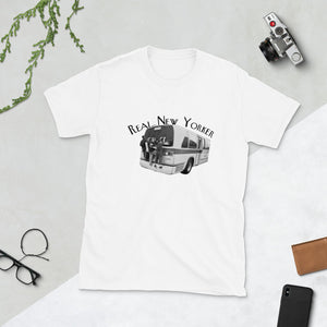 Bus Stop Classic  Short-Sleeve Unisex Tee