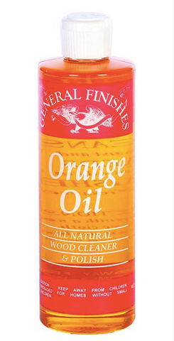 473ml Orange Oil