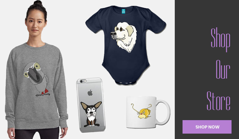 Waggish Designs, custom t-shirts, dog shits, cat shirt, custome iphone covers, Minna Kangas Designs