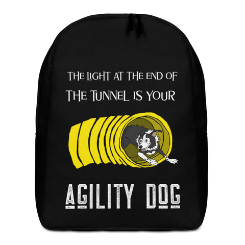 Agility Dog Backpack