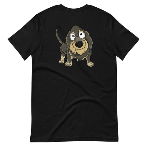 Wire Haired Dachshund Short-Sleeve Unisex T-Shirt