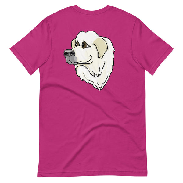 Great Pyrenees Short-Sleeve Unisex T-Shirt