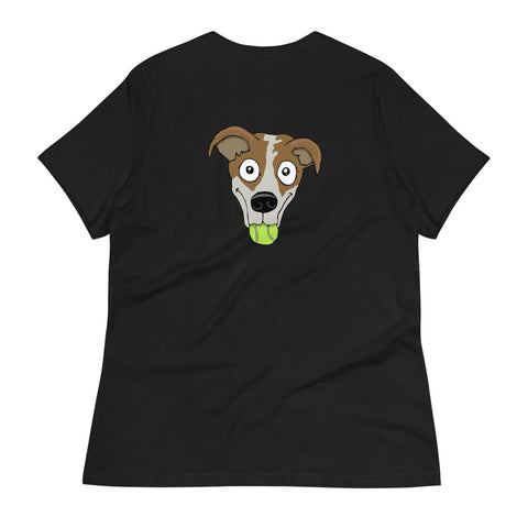 Jack Russell Terrier Women's Relaxed T-Shirt