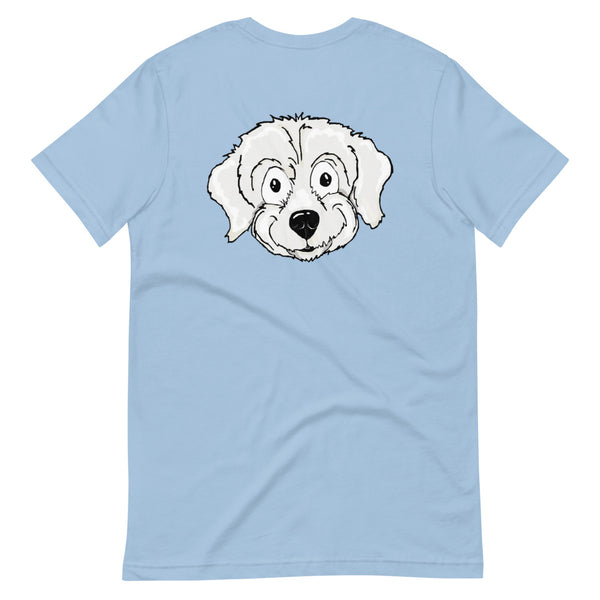 Maltese Short-Sleeve Unisex T-Shirt