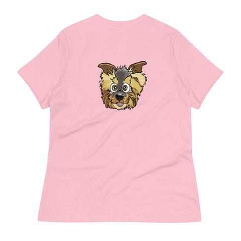 Yorkshire Terrier Women's Relaxed T-Shirt