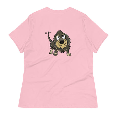 Wire Haired Dachshund Women's Relaxed T-Shirt