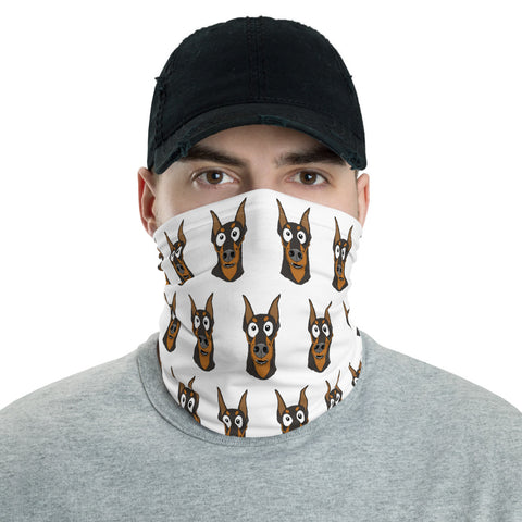 Doberman Face Covering