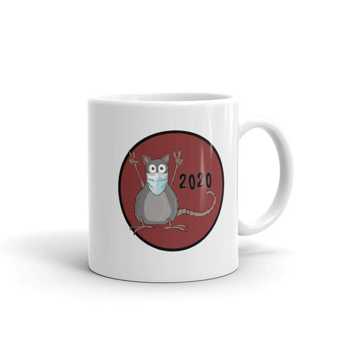 2020 Year of the Rat Mug