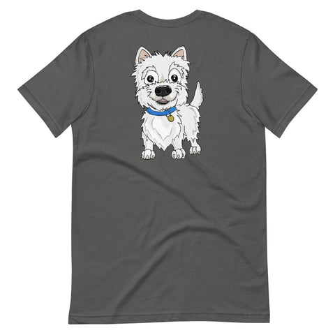 West Highland Terrier Short-Sleeve Unisex T-Shirt