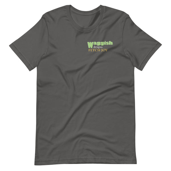 Green Cheeked Conure Short-Sleeve Unisex T-Shirt