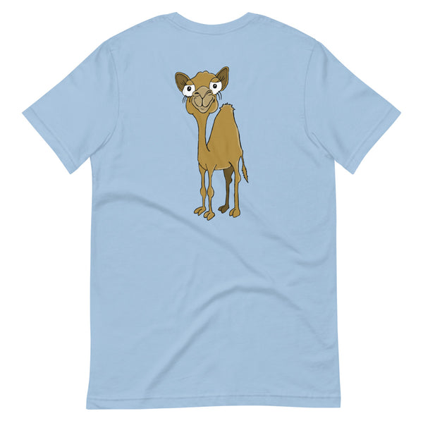 Camel Short-Sleeve Unisex T-Shirt