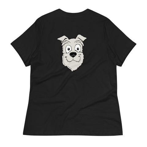 Miniature Schnauzer Women's Relaxed T-Shirt