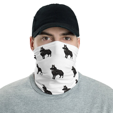 Belgian Sheep Dog Face Covering
