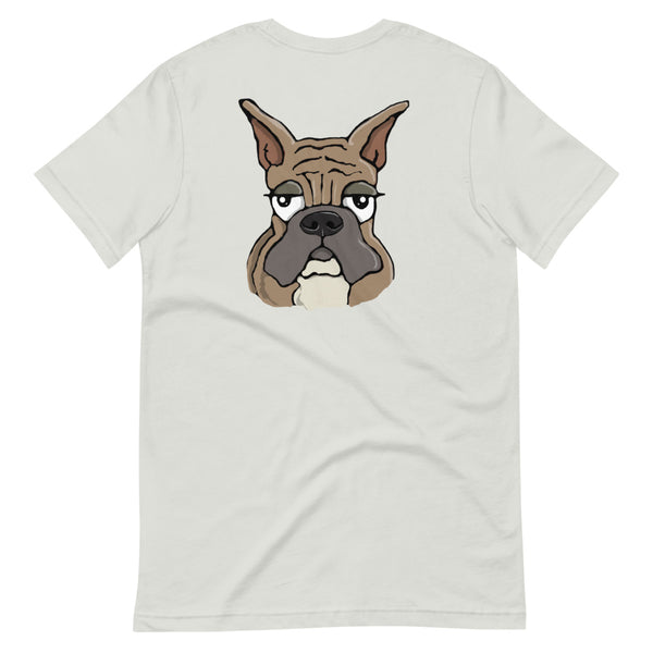 Boxer Short-Sleeve Unisex T-Shirt