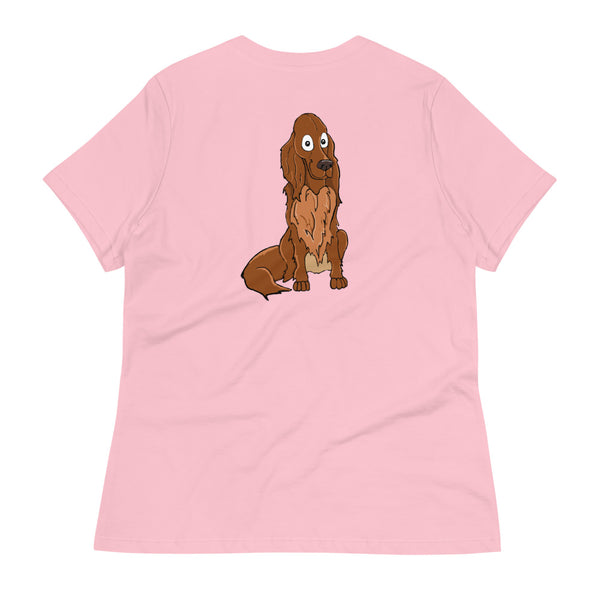 Irish Setter Women's Relaxed T-Shirt