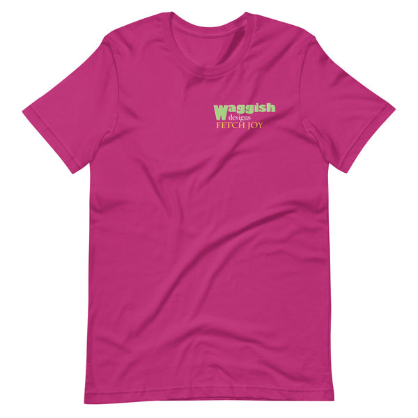 Miniature Pincher With Cropped Ears Short-Sleeve Unisex T-Shirt