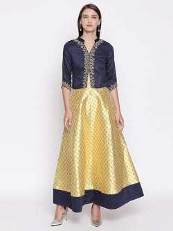 Embroidered - western wear fashion by mesmerize india