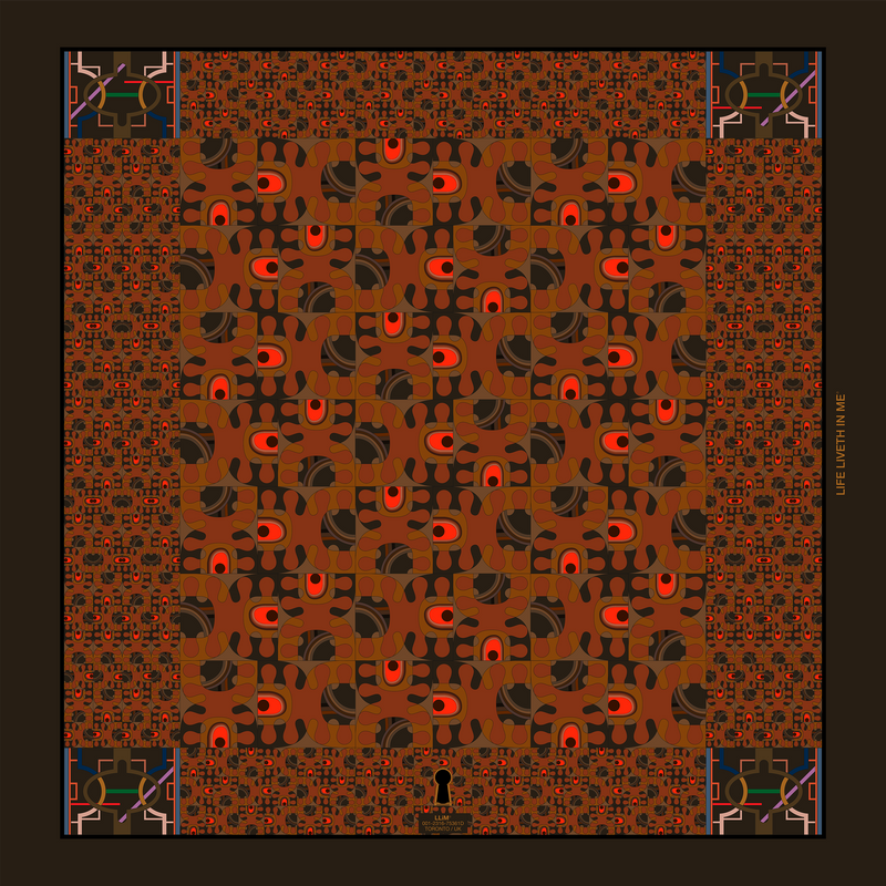 Ashanti motif (series IX of many)