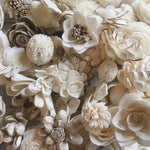 Variety Assortment - set of 50 - sola wood flowers wholesale