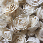 Rose Assortment - set of 50 - sola wood flowers wholesale