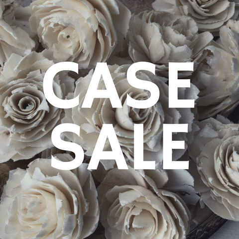 Case Sale - Sophia 3 Inches - 500 Flowers