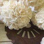 "Hydrangea - sold by the ""bunch"" - sola wood flowers wholesale"