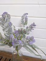 Lilac Mixed Bundle- Artificial Greenery - sola wood flowers wholesale