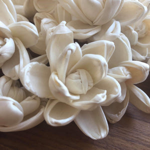 Mini Blossom - set of 12 - sola wood flowers wholesale