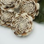 Java - set of 12 - multiple sizes available - - sola wood flowers wholesale