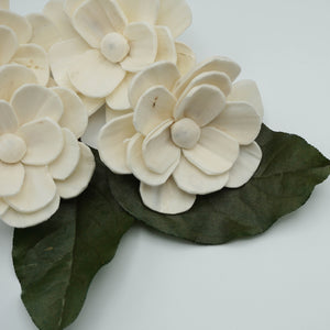 Ladybird - 3 inches - sold by the dozen - sola wood flowers wholesale
