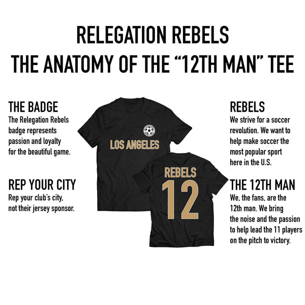 "The Anatomy of the ""12th Man"" Tee"