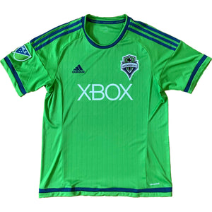 2015 Seattle Sounders Home Jersey L - Relegation Rebels
