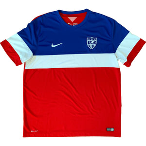 2014-15 USA USMNT Away Jersey XL - Relegation Rebels