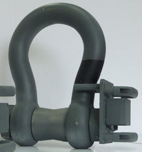Load image into Gallery viewer, 85 Tonne wireless load shackle