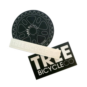 Free Tree Stickers: 3 pack