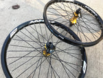 Hand Built Tree Straight Pull Wheelsets