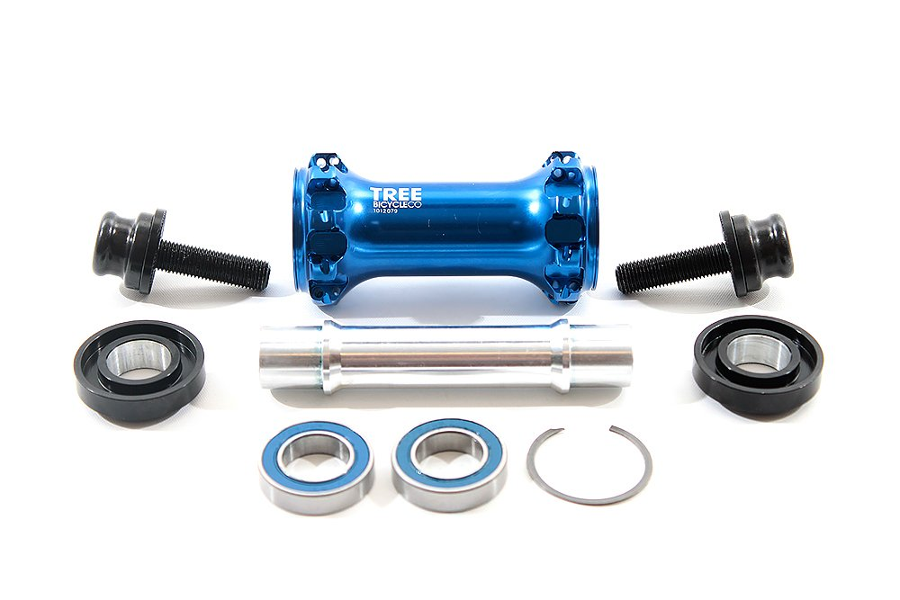 Straight Pull Front Hub Parts