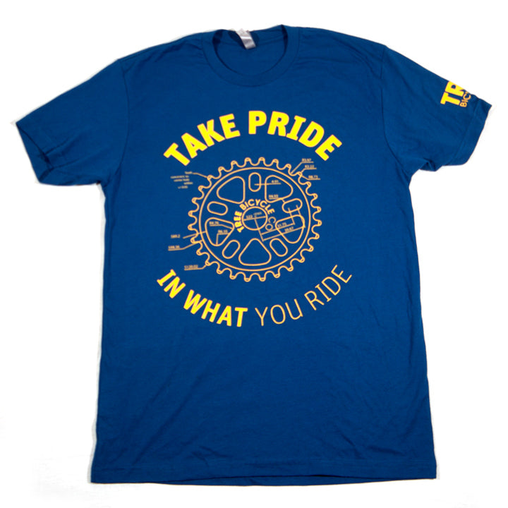Take Pride in Your Ride Tee